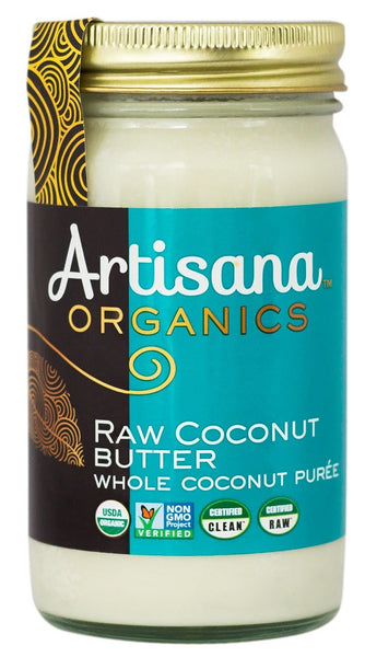 Artisana Coconut Butter Organic Raw