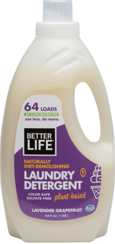 Better Life Laundry Detergent (2 Varieties)