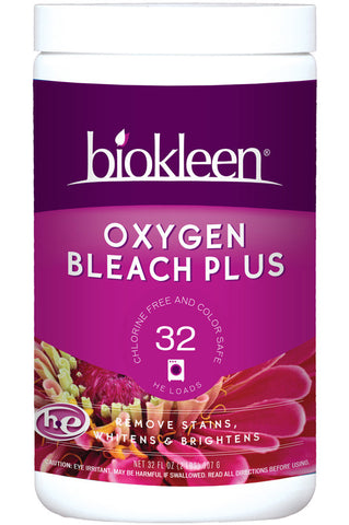 Biokleen Oxygen Bleach Plus Concentrate *On Sale*