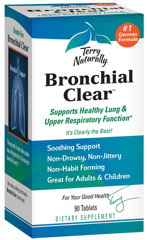 Terry Naturally Bronchial Clear