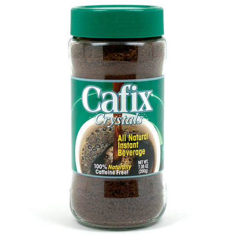 Cafix Crystals - All Natural Instant Beverage