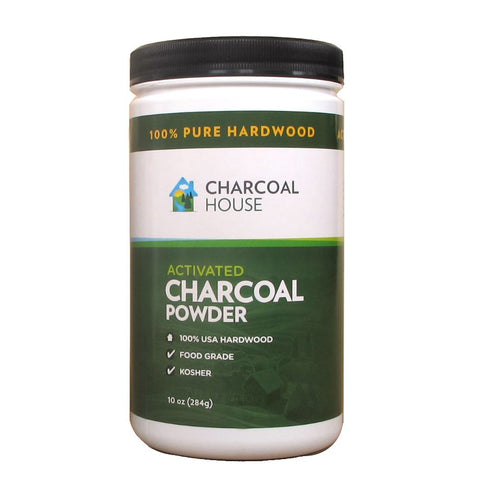 Charcoal House Activated Charcoal Powder Food Grade *New*