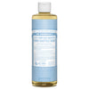 Dr. Bronner's Liquid Castile Soap Baby Mild (5 Sizes)
