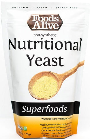 Foods Alive Nutritional Yeast (Non-Fortified)