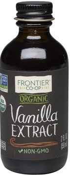 Frontier Vanilla Extract Organic (3 Sizes) *TPR*