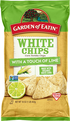 Garden of Eatin' White Corn Tortilla Chips w/Lime *On Sale*