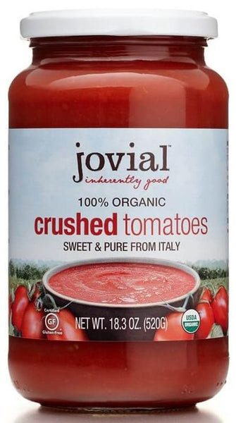 Jovial Crushed Tomatoes Organic