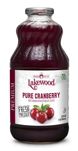 Lakewood Cranberry Juice Pure