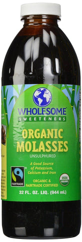 Molasses (Wholesome Sweeteners) *On Sale*