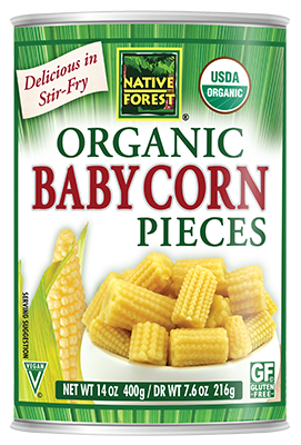 Native Forest Baby Cut Corn Organic