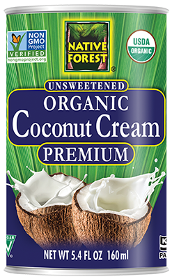 Native Forest Coconut Cream Organic *TPR*