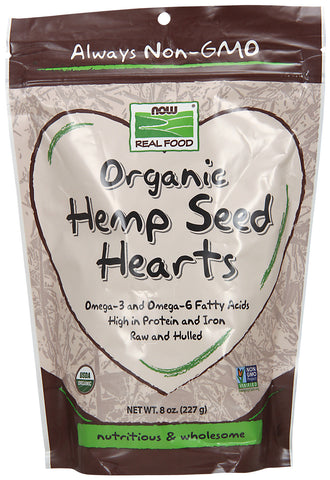 Hemp Seeds Organic Raw