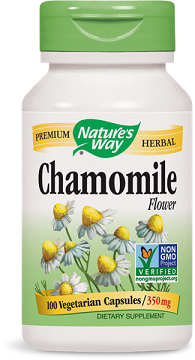 Nature's Way Chamomile Flowers