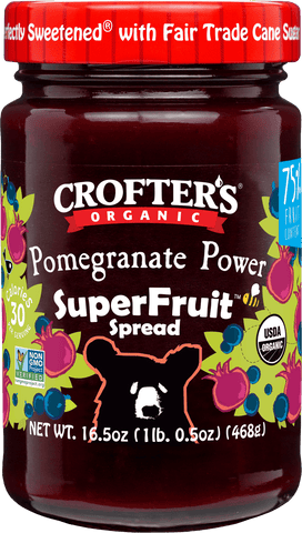 Crofter's Premium Pomegranate Power Spread Organic *TPR*