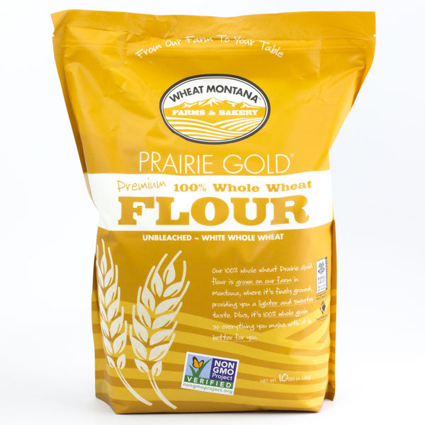 Whole Wheat Flour Prairie Gold (Wheat Montana)