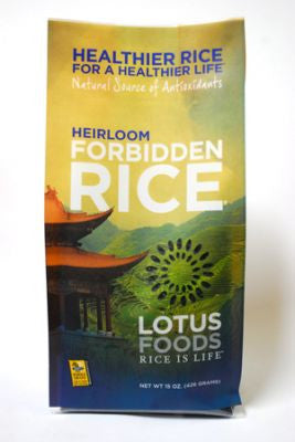 Forbidden Rice (Lotus Foods)