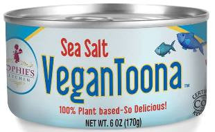 Sophie's Kitchen Vegan Toona w/Sea Salt