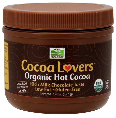 Now Organic Hot Cocoa Mix