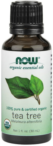 Now Tea Tree Oil Organic