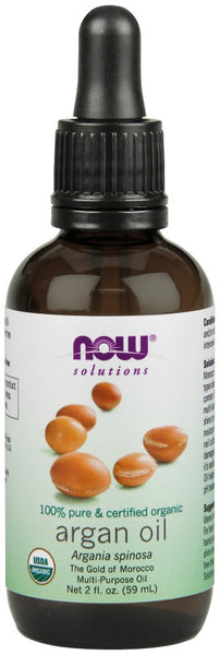 Now Solutions Argan Oil Organic