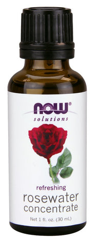 Now Rosewater Concentrate