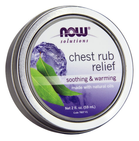 Now Solutions Chest Rub Relief