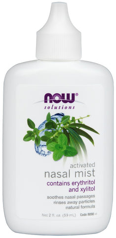Now Activated Nasal Mist