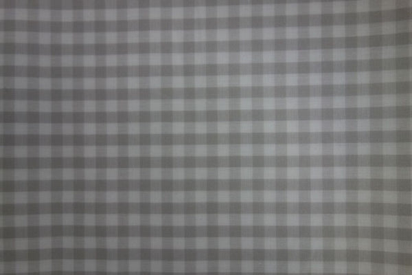 English Cotton Gingham Check