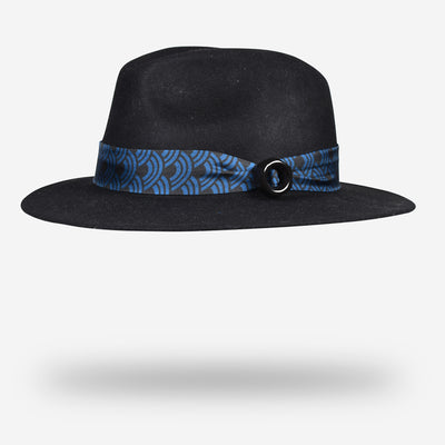 black-wool-fedora-hat-medium-brim-designer-hat-yojo