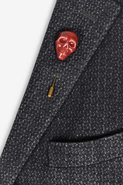 men's-brooch-ceramic-skull-red-designer-man-jewellery-yojo