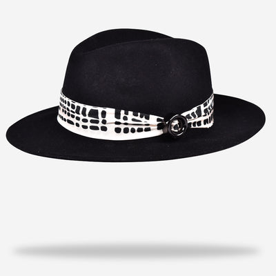 mens-black-fedora-wool-hat-dapper-style-designer-hat-yojo