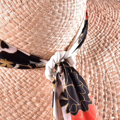 WIDE BRIM NATURALSTRAW SUN HAT