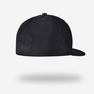 TOTAL BLACK FITTED CAP