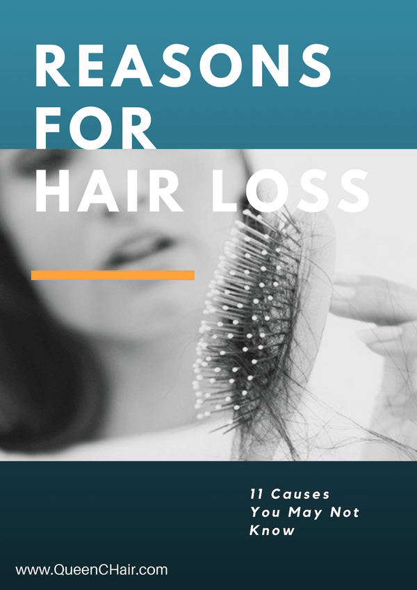 Reasons for Hair Loss