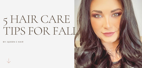 5 Hair Care Tips for Fall