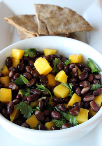 Black Beans Recipe Vitamin and Nutrient Hair Facts Blog