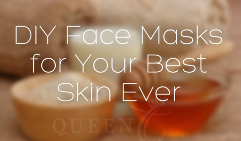 DIY face masks for your best skin blog beauty blog