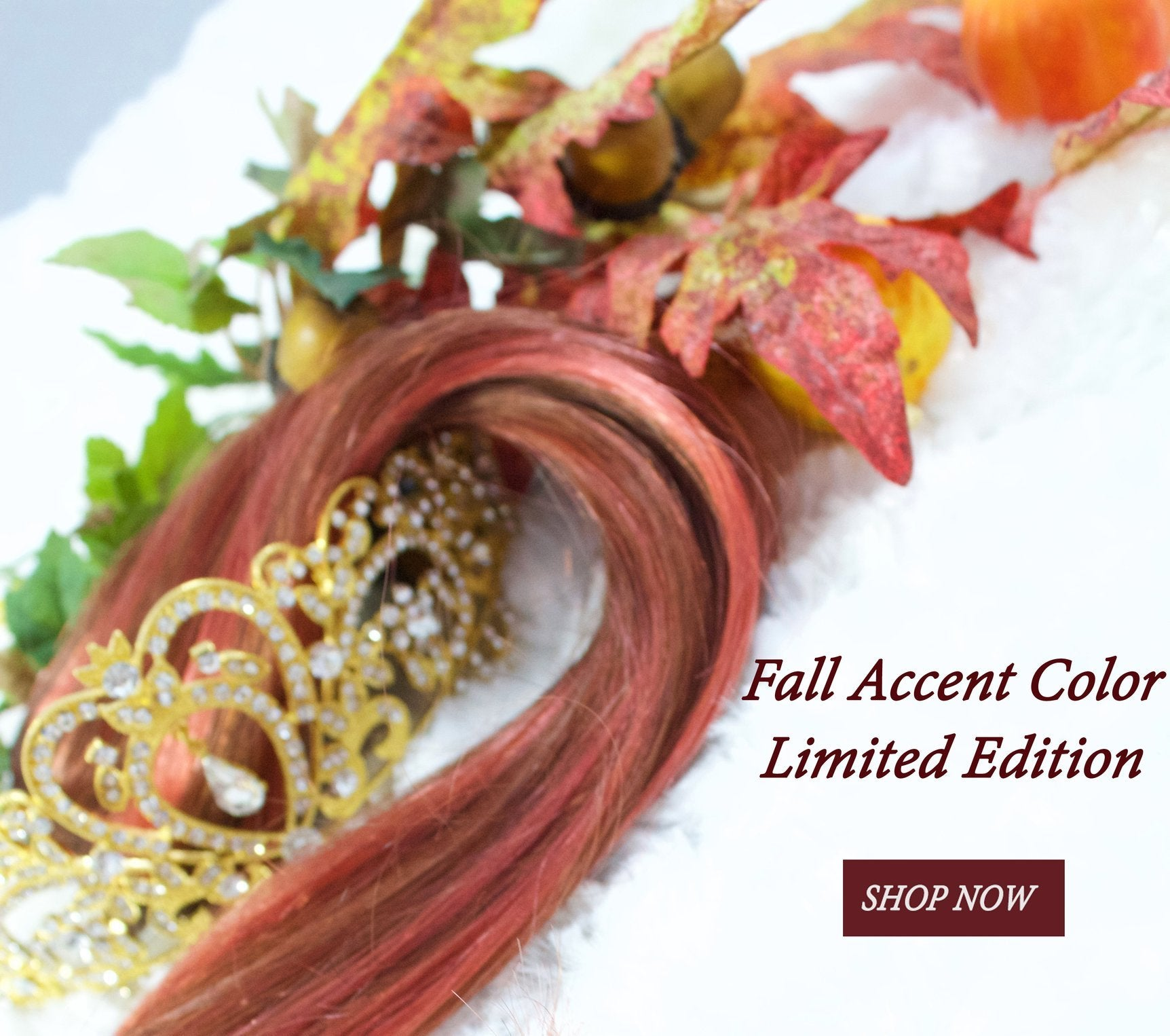 Queen C Hair Extensions Limited Edition Fall Fashion