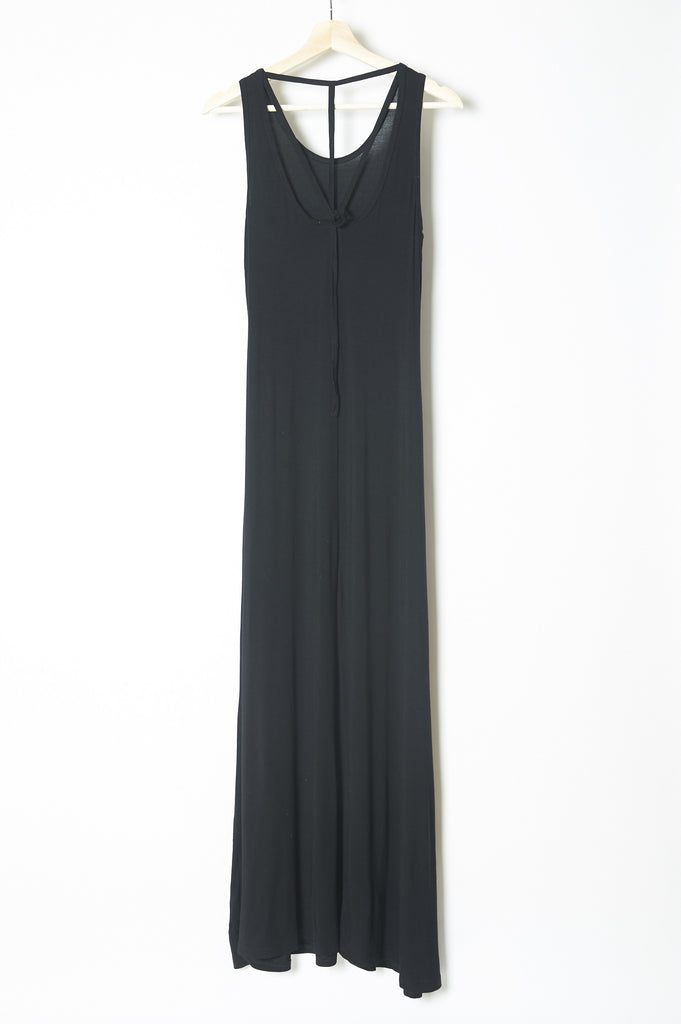 Fairytale Strappy Maxi- Black