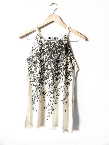 Flower Cami Dress
