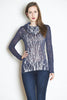 WABI SABI Field Cowl Short Sleeve- with discount code is $59.25