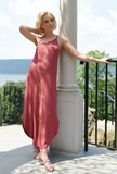 WABI SABI SALE Spinning Birds Dress Earth with discount code is $58.50
