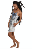 avalove botanics: Flower Dyed Cami Silk Dress