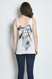WABI SABI SALE Tulips and Poetry Tank