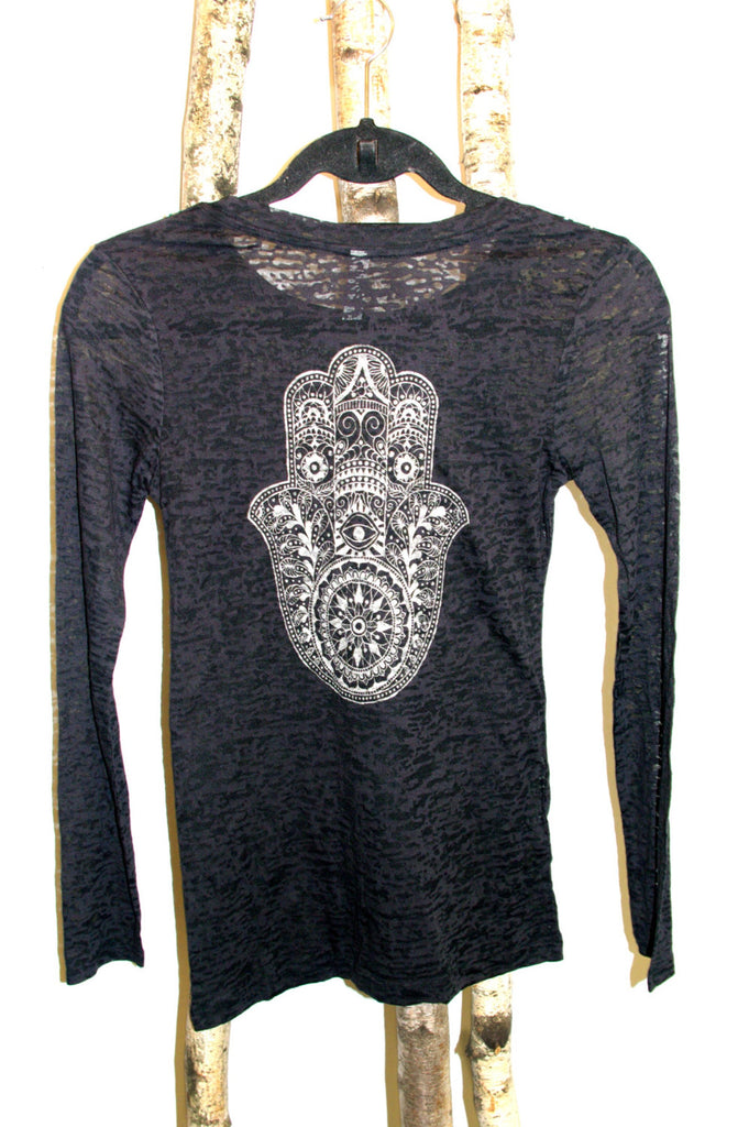 Wabi Sabi Hand of Fate Long Sleeve with code $25.50
