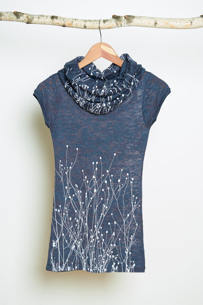 WABI SABI SALE  Field Cowl Short Sleeve - Limited Edition with code is $51