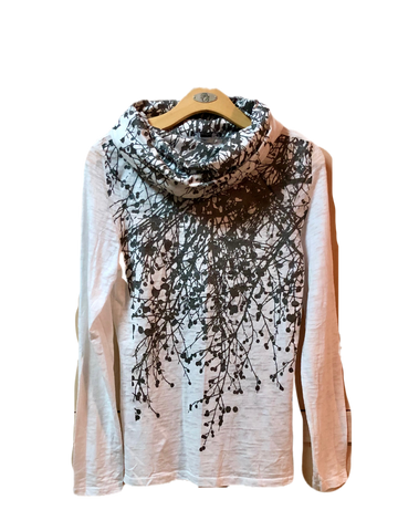 WABI SABI SALE  Field Cowl Short Sleeve - Limited Edition