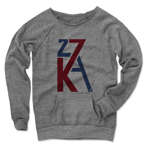Womens Maniac Sweatshirt Gray