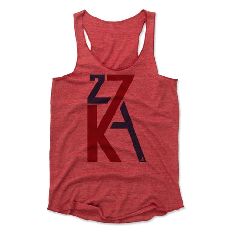 Womens Women's Tank Top Red