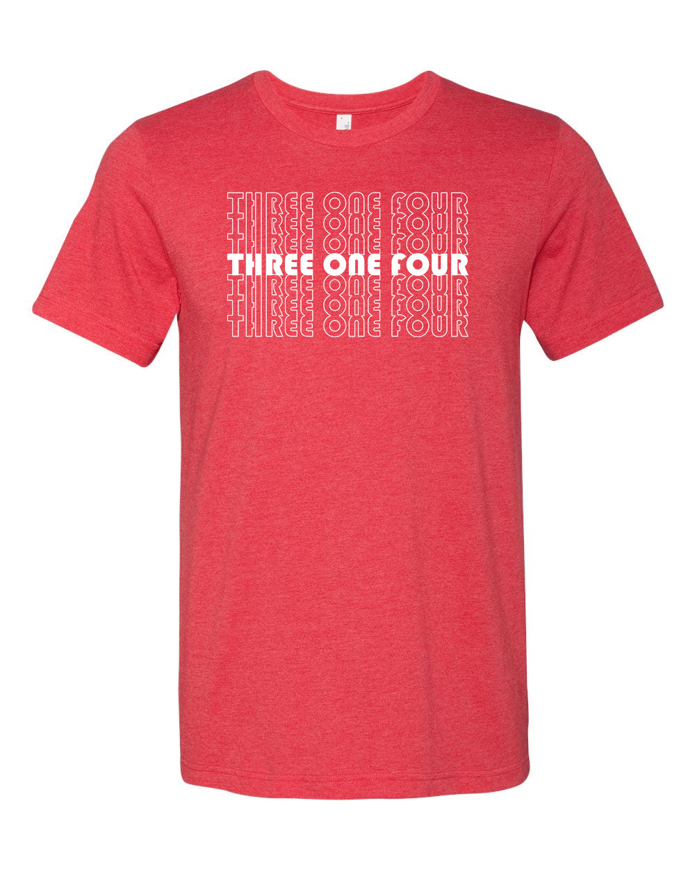 Three One Four - Tee